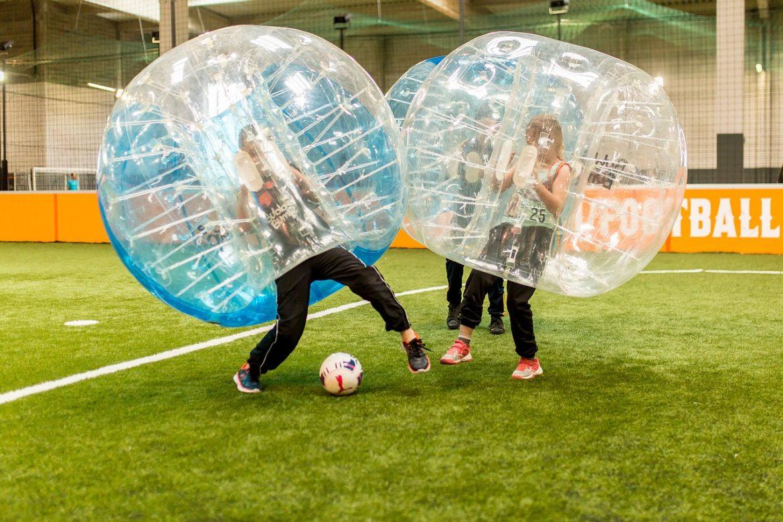 Bubble football : Le sport dont nous avons tous besoin en ce moment