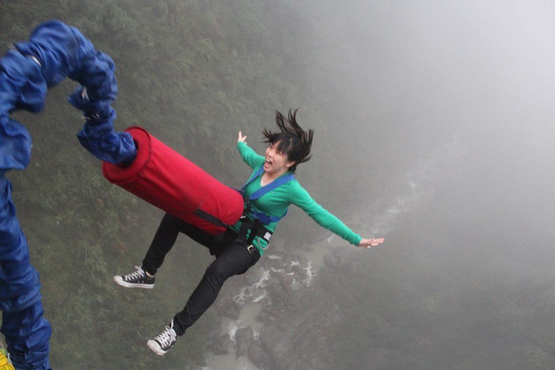 Saut a l élastique : Les 10 meilleurs endroits au monde pour faire du saut à l'élastique
